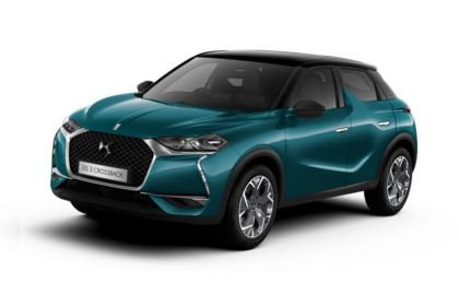 Lease DS Automobiles DS 3 car leasing