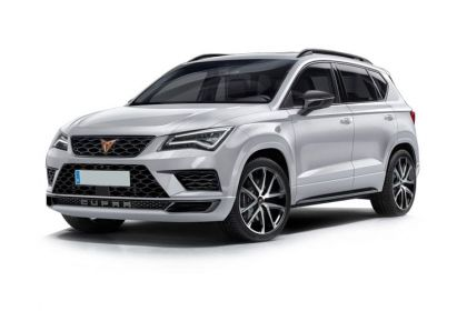 Lease SEAT CUPRA Ateca car leasing