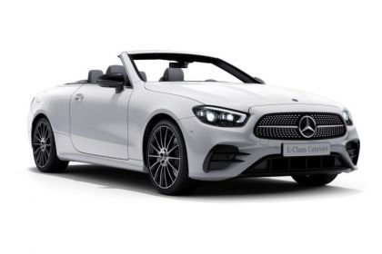 Lease Mercedes-Benz E Class car leasing