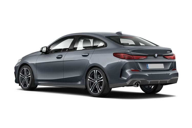 BMW 2 Series 218 Gran Coupe 2.0 d 150PS Sport 4Dr Manual [Start Stop] back view