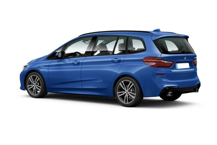 BMW 2 Series Tourer 216 Active Tourer 1.5 d 116PS Sport 5Dr Manual [Start Stop] [Tech II] back view