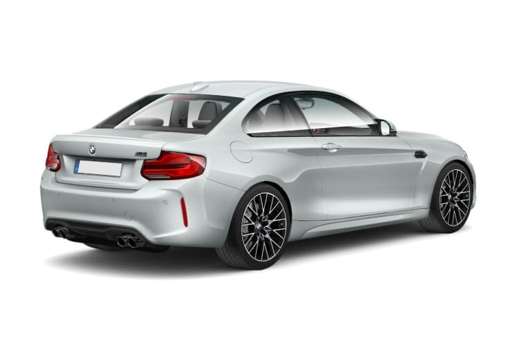 BMW 2 Series 220 Coupe 2.0 i 184PS M Sport 2Dr Auto [Start Stop] [Tech II] back view