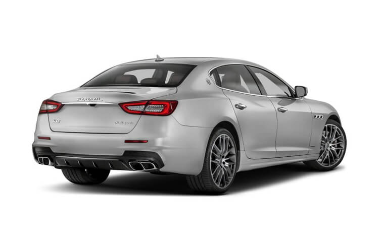 Maserati Quattroporte Saloon 3.0 V6 350PS GranSport 4Dr ZF [Start Stop] back view