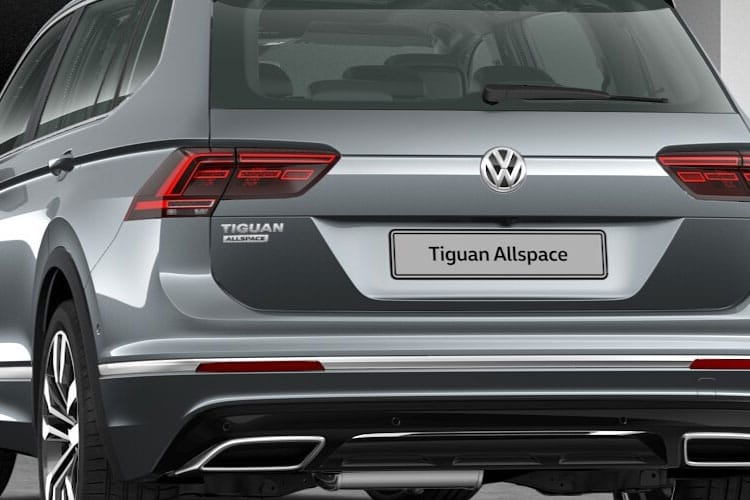 Volkswagen Tiguan Allspace SUV 4Motion 2.0 TDI 150PS Match 5Dr DSG [Start Stop] detail view