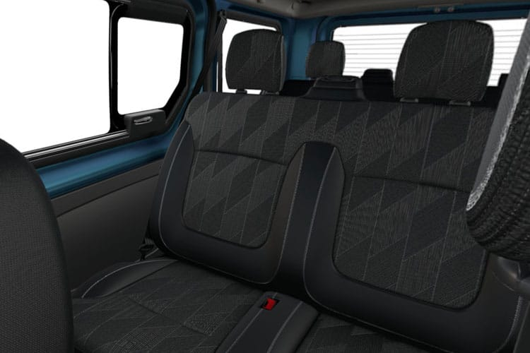 Renault Trafic 28 SWB MiniBus M1 2.0 dCi FWD 145PS SpaceClass Minibus Manual [Start Stop] [8Seat] detail view