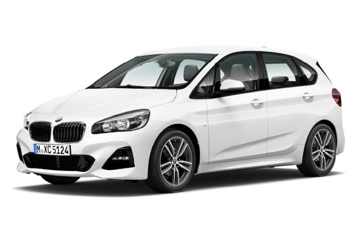 BMW 2 Series Tourer 218 Active Tourer 2.0 d 150PS SE 5Dr Auto [Start Stop] [Tech] front view
