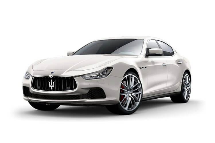 Maserati Ghibli Saloon 2.0 MHEV 330PS Sportivo X 4Dr ZF [Start Stop] front view