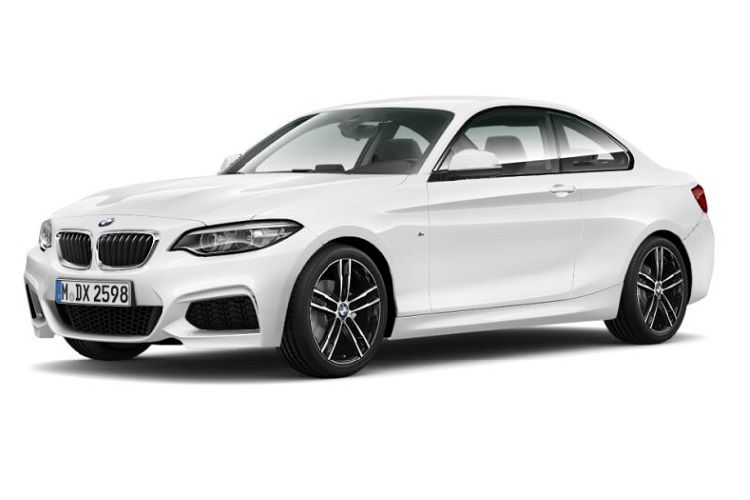 BMW 2 Series 220 Coupe 2.0 i 184PS M Sport 2Dr Auto [Start Stop] [Tech II] front view