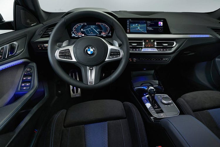 BMW 2 Series 218 Gran Coupe 2.0 d 150PS Sport 4Dr Manual [Start Stop] inside view