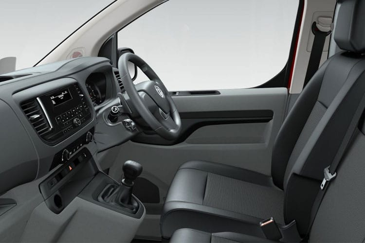 Vauxhall Vivaro L2 2900 1.5 Turbo D FWD 100PS Edition Van Manual [Start Stop] inside view
